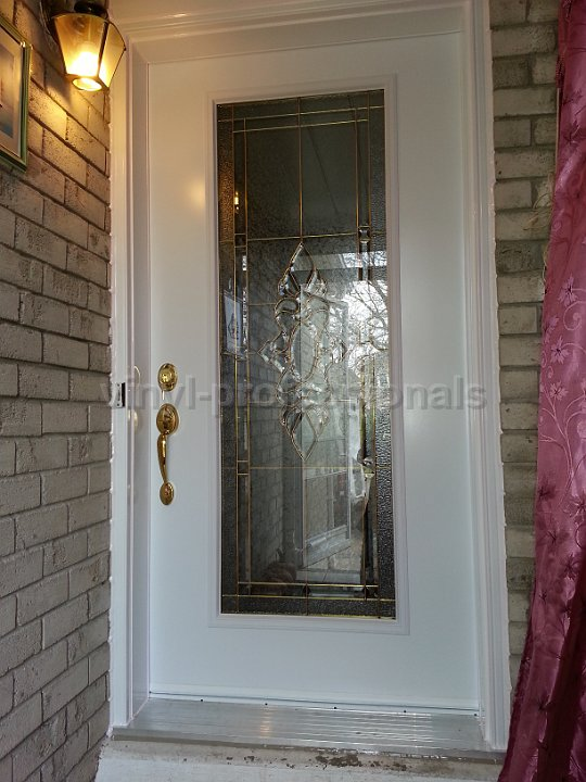 Fiberglass steel doors for 30 inch storm door